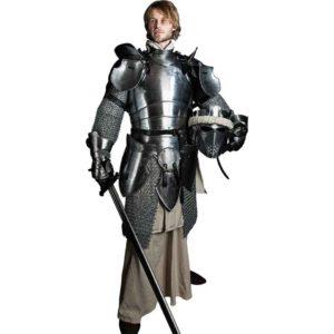 Galahad Paladin Complete Armour Set